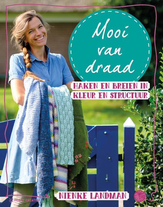 Boekfeestje Mooi Van Draad Haken En Breien In Kleur En Structuur